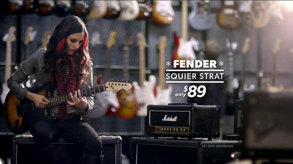 guitar center black friday sale tv commercial 39 i love you but you 39 re fat 39. Black Bedroom Furniture Sets. Home Design Ideas