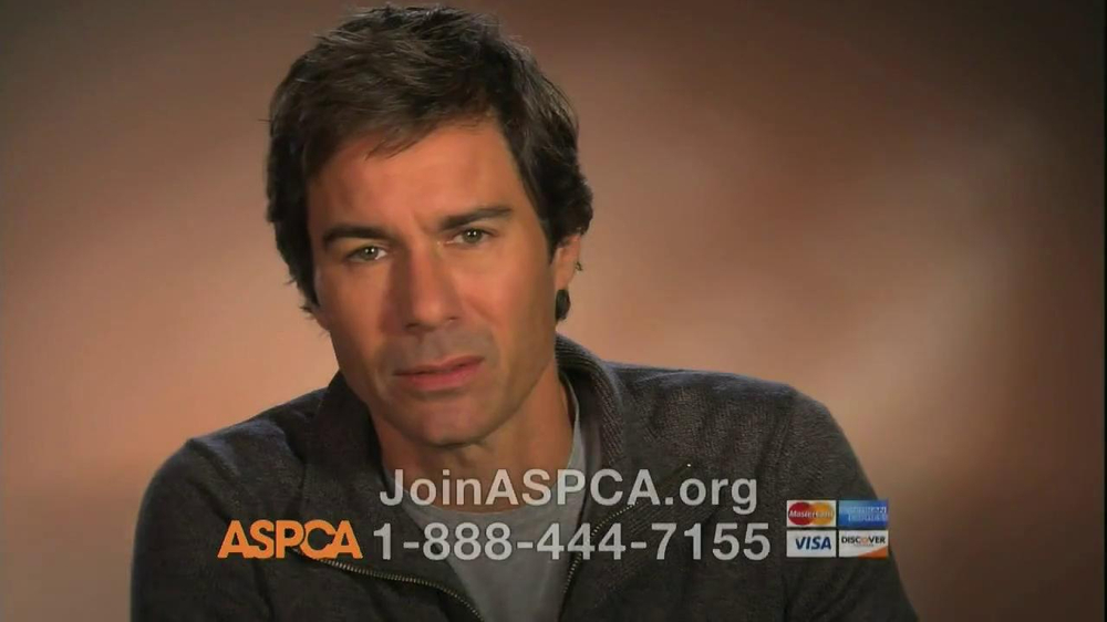 ASPCA TV Spot, Featuring Eric McCormack - Screenshot 3