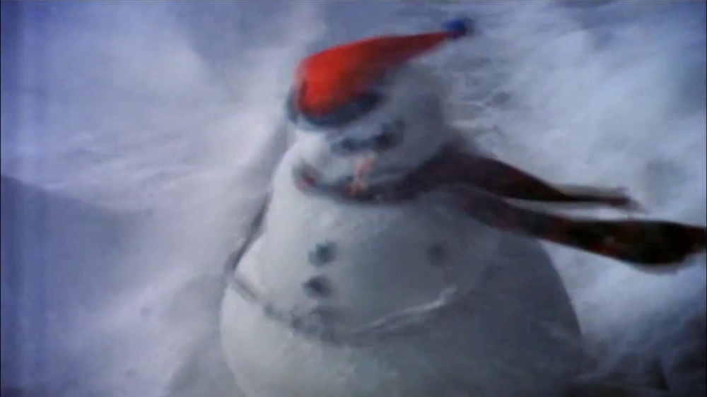Campbell's Chicken Noodle Soup TV Spot, 'Snowman' - Screenshot 4