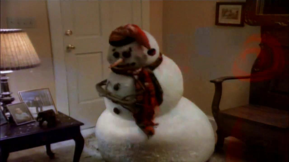 Campbell's Chicken Noodle Soup TV Spot, 'Snowman' - Screenshot 5