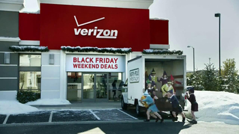 Verizon Black Friday TV Spot, 'North Pole Rentals' - 463 commercial airings