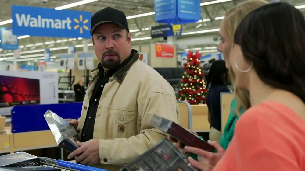 Walmart TV Spot, 'Garth Brooks Box Set' Featuring Garth Brooks - Screenshot 5