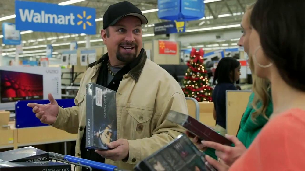 Walmart TV Spot, 'Garth Brooks Box Set' Featuring Garth Brooks - Screenshot 6