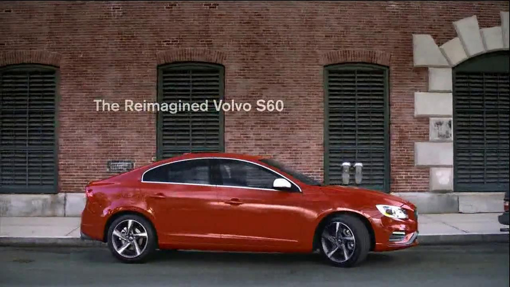 Volvo S60 TV Commercial, 'Noticed' - iSpot.tv