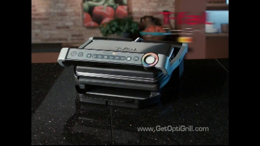 T-Fal OptiGrill TV Spot - Screenshot 3