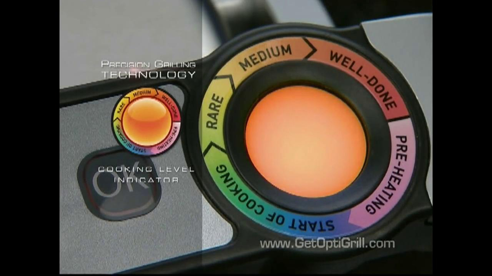 T-Fal OptiGrill TV Spot - Screenshot 4