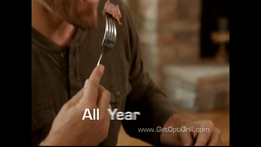 T-Fal OptiGrill TV Spot - Screenshot 5