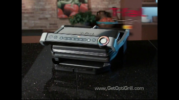 T-Fal OptiGrill TV Spot - Thumbnail 3