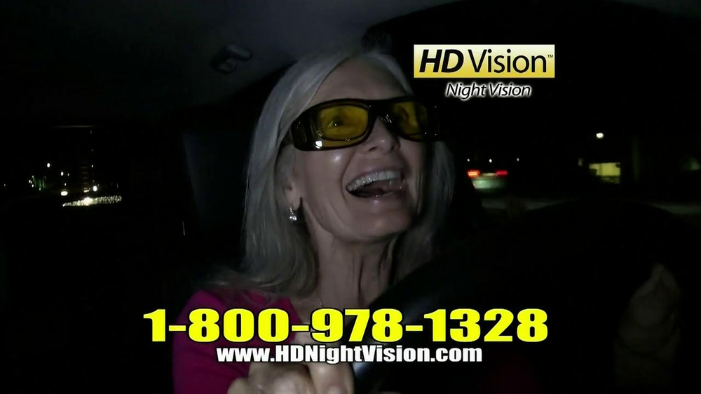 HD Night Vision TV Spot - Screenshot 6