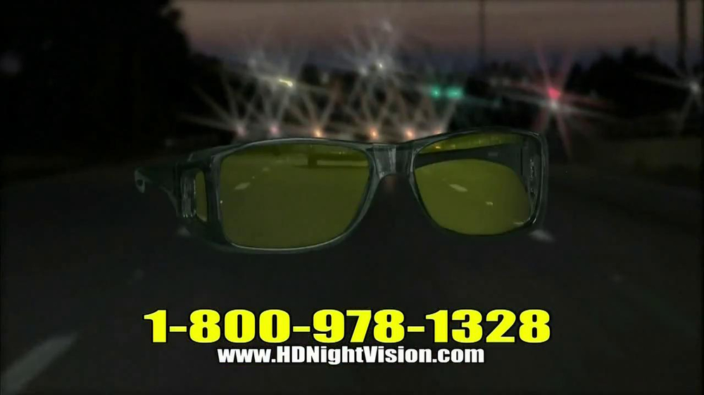 HD Night Vision TV Spot - Screenshot 8