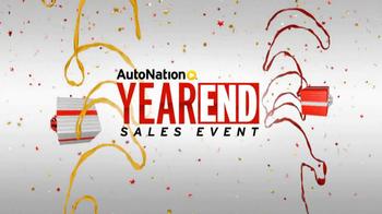 AutoNation Year End Sales Event TV Spot thumbnail