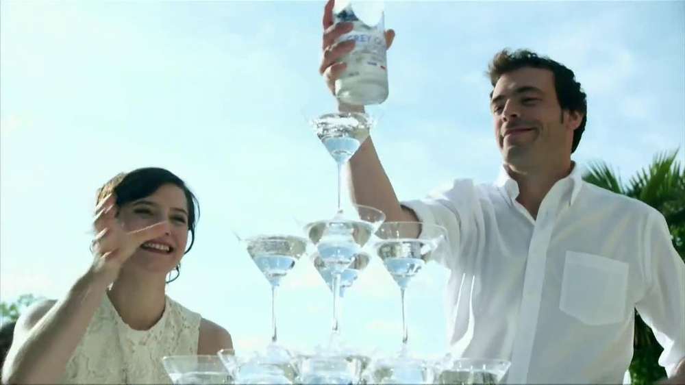 Grey Goose TV Spot, 'Fly Beyond' - Screenshot 7
