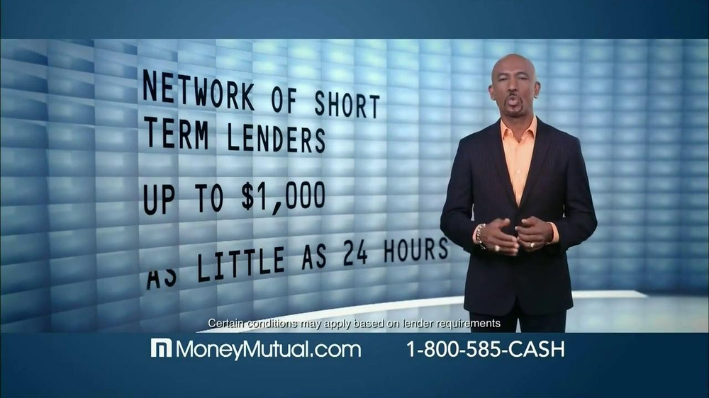 Money Mutual TV Commercial, 39;Network39;  iSpot.tv