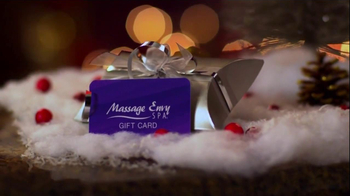 Massage Envy Spa Gift Cards TV Spot, 'Holidays'