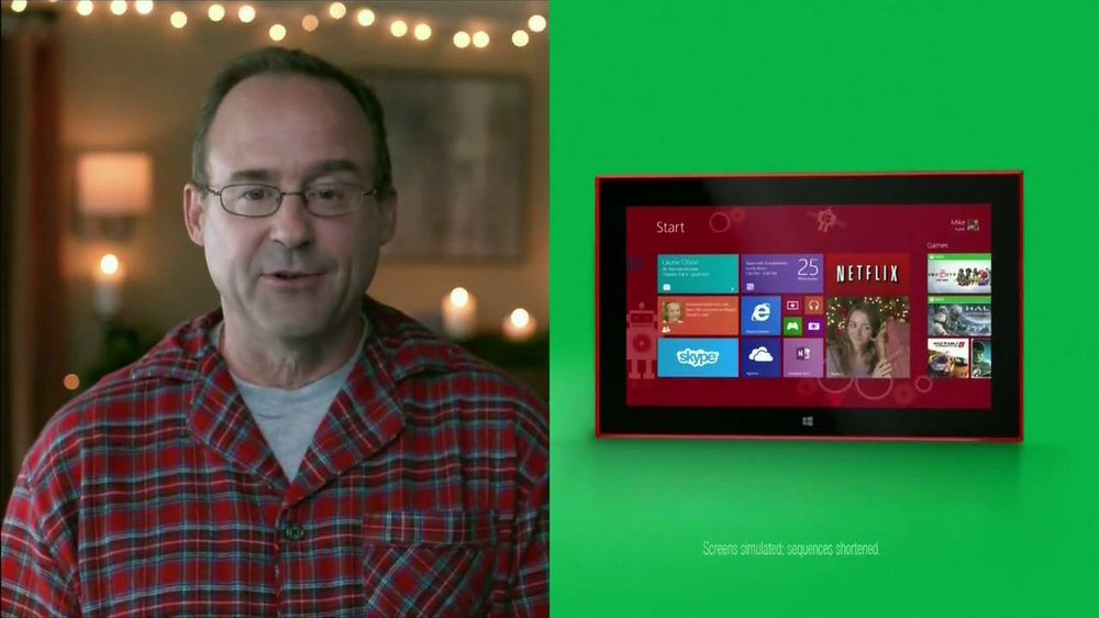 Microsoft Windows Nokia Tablet TV Spot, 'Impress' Song by Sarah Bareilles - Screenshot 4