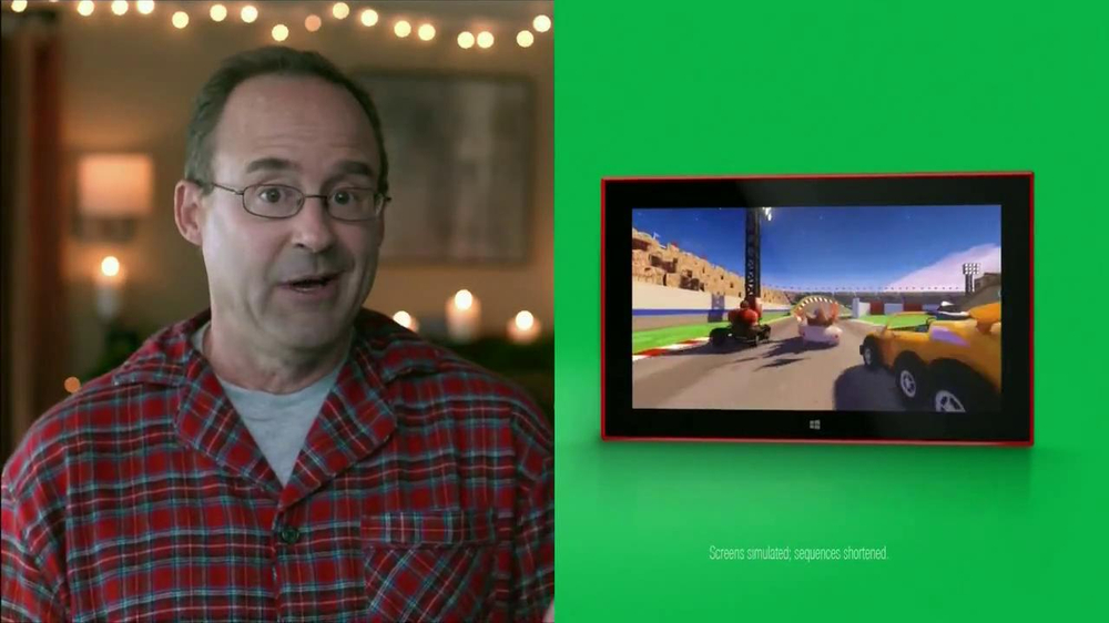Microsoft Windows Nokia Tablet TV Spot, 'Impress' Song by Sarah Bareilles - Screenshot 5