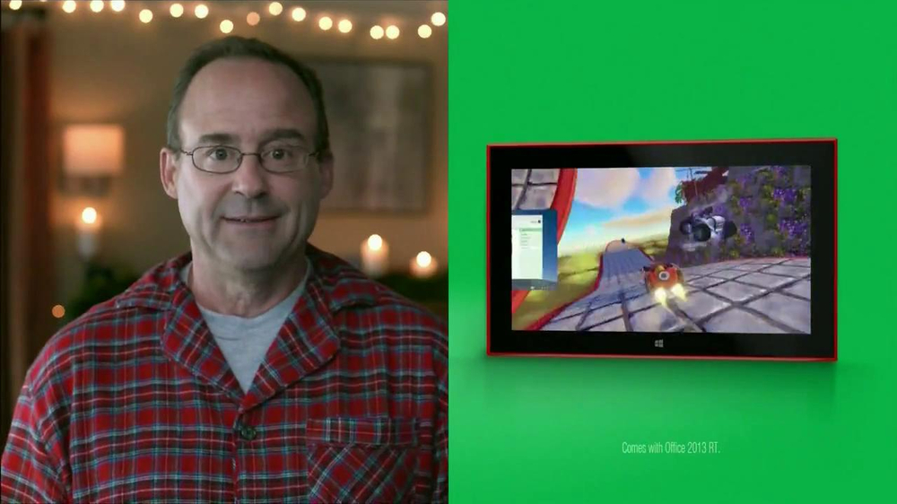 Microsoft Windows Nokia Tablet TV Spot, 'Impress' Song by Sarah Bareilles - Screenshot 6