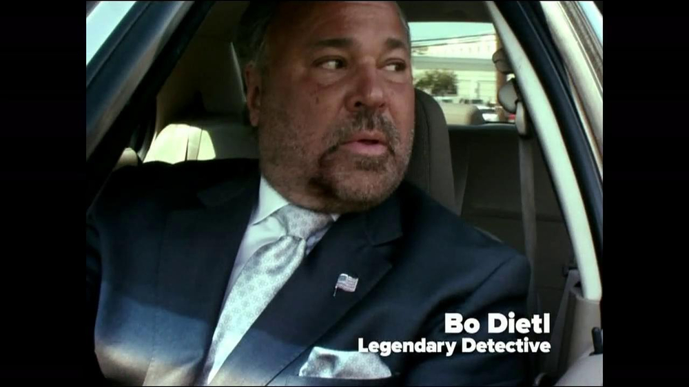 Arby's TV Spot, 'Drive-Thru' Featuring Bo Dietl - Screenshot 2