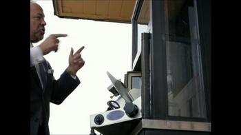 Arby's TV Spot, 'Drive-Thru' Featuring Bo Dietl - Thumbnail 6