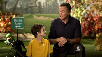 St. Jude Children's Research Hospital TV Spot Featuring Robin Williams