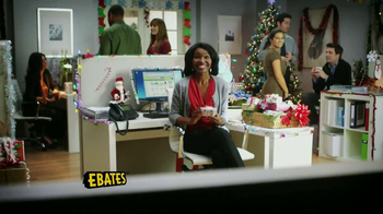 Ebates TV Spot, 'Secret Santa' thumbnail