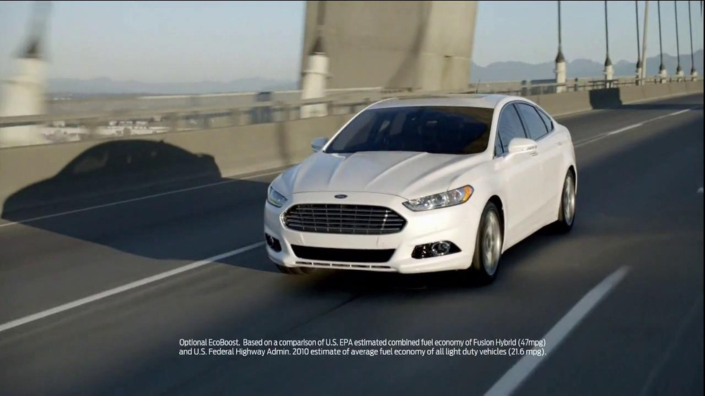 ford fusion tv commercial 39 new idea 39. Cars Review. Best American Auto & Cars Review