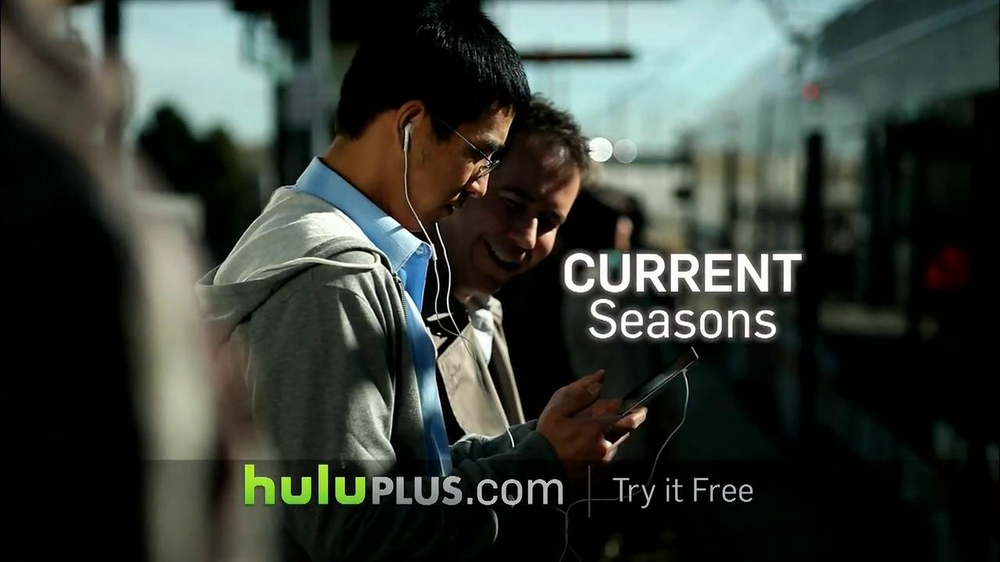 Hulu Plus TV Spot, 'One-Week Free Trial' - Screenshot 6