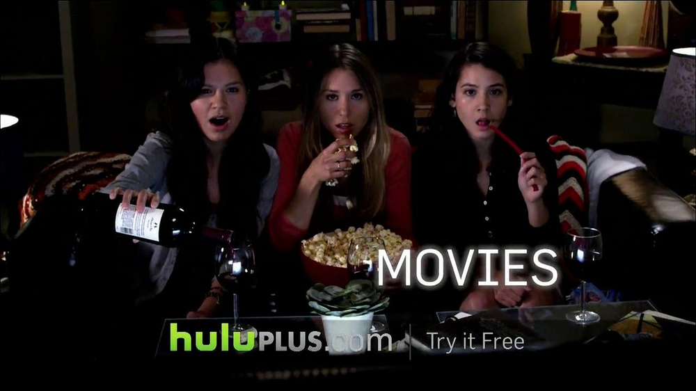 Hulu Plus TV Spot, 'One-Week Free Trial' - Screenshot 7