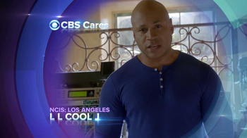 CBS Cares TV Spot Featuring LL Cool J