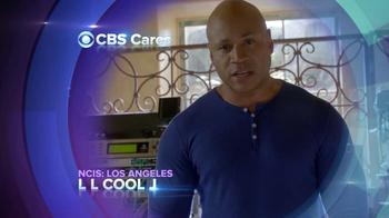CBS Cares TV Spot Featuring LL Cool J