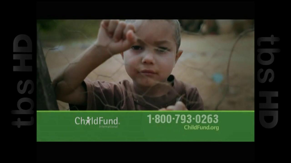 Child Fund TV Spot, 'Amazing Grace' - Screenshot 1