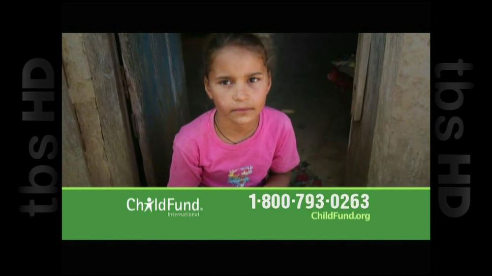 Child Fund TV Spot, 'Amazing Grace' - Screenshot 7