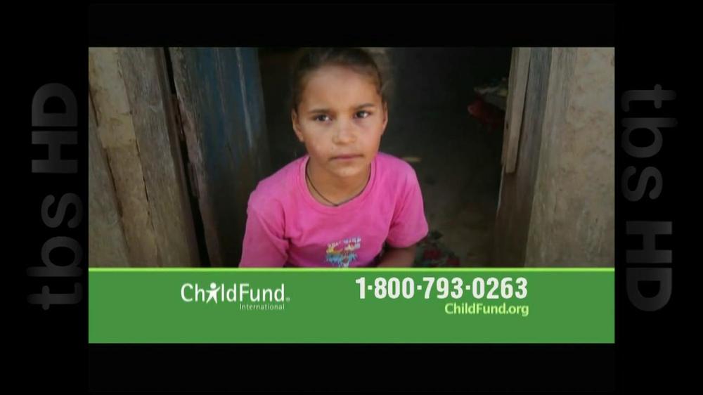 Child Fund TV Spot, 'Amazing Grace' - Screenshot 7
