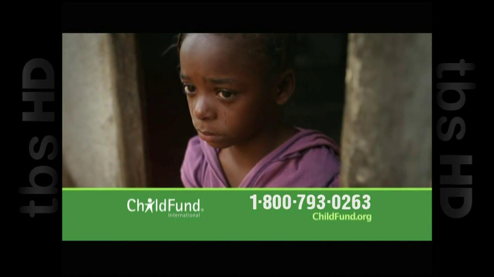 Child Fund TV Spot, 'Amazing Grace' - Screenshot 2