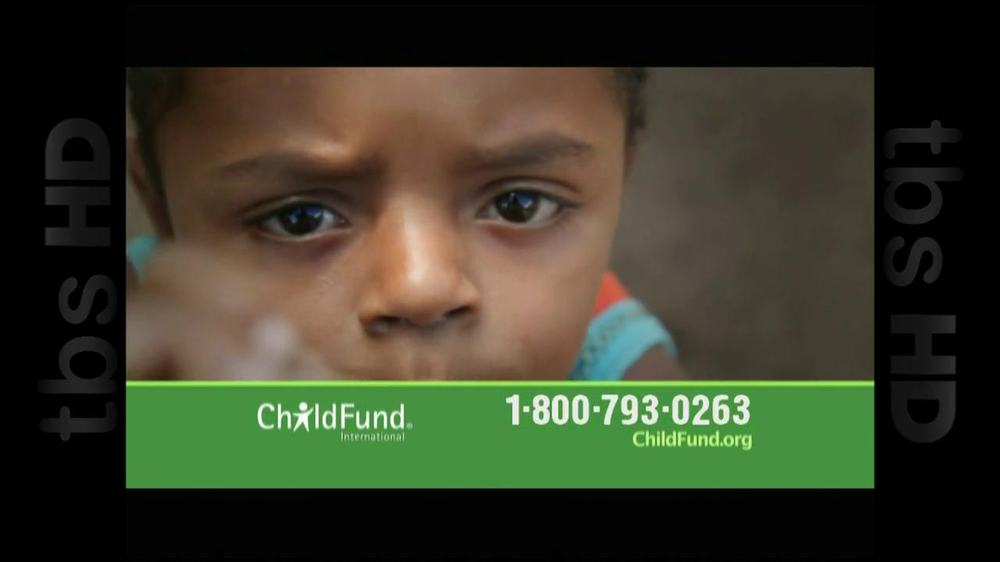Child Fund TV Spot, 'Amazing Grace' - Screenshot 3