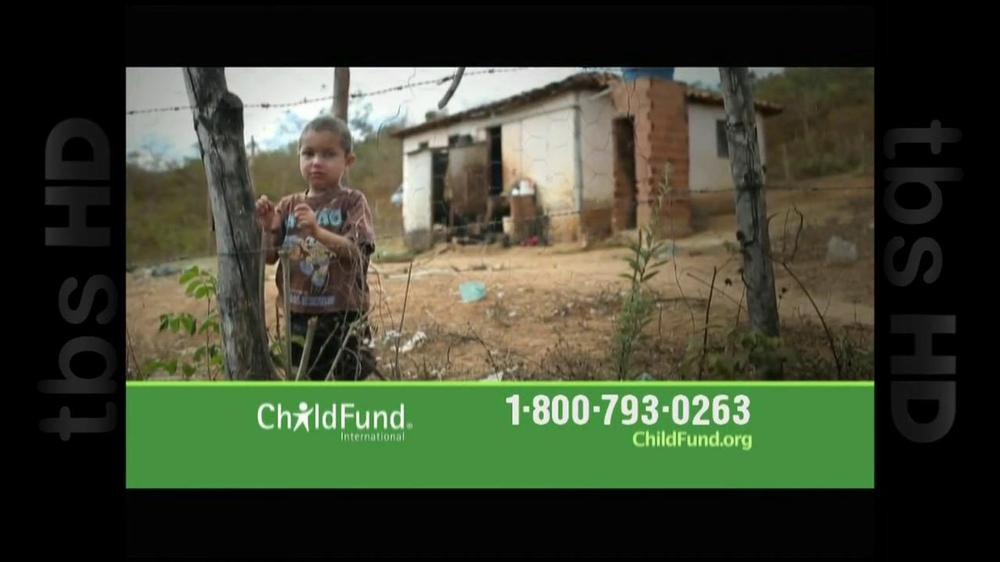 Child Fund TV Spot, 'Amazing Grace' - Screenshot 4