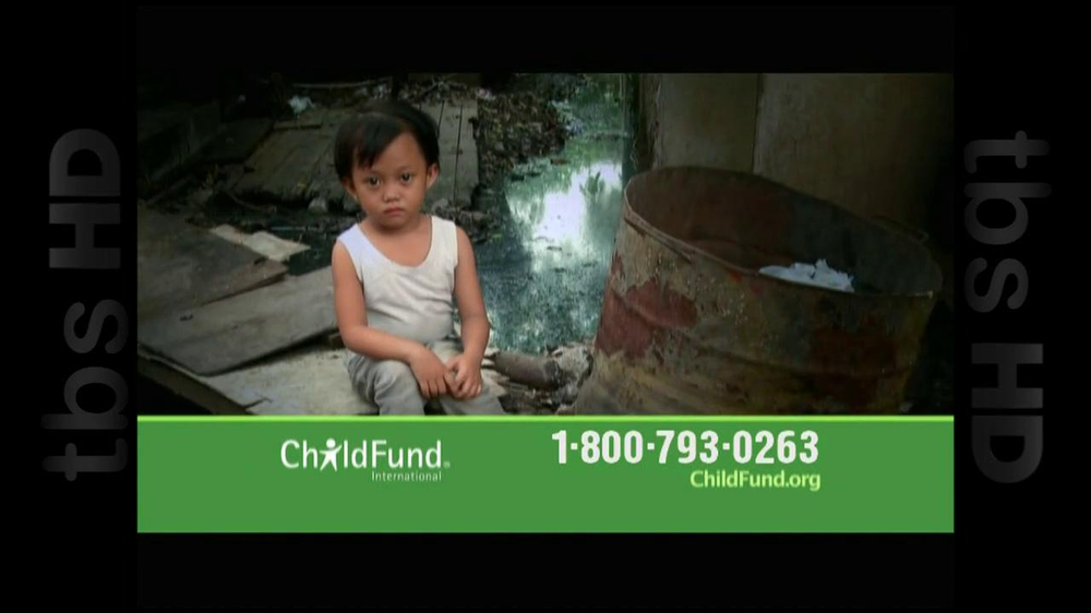 Child Fund TV Spot, 'Amazing Grace' - Screenshot 5