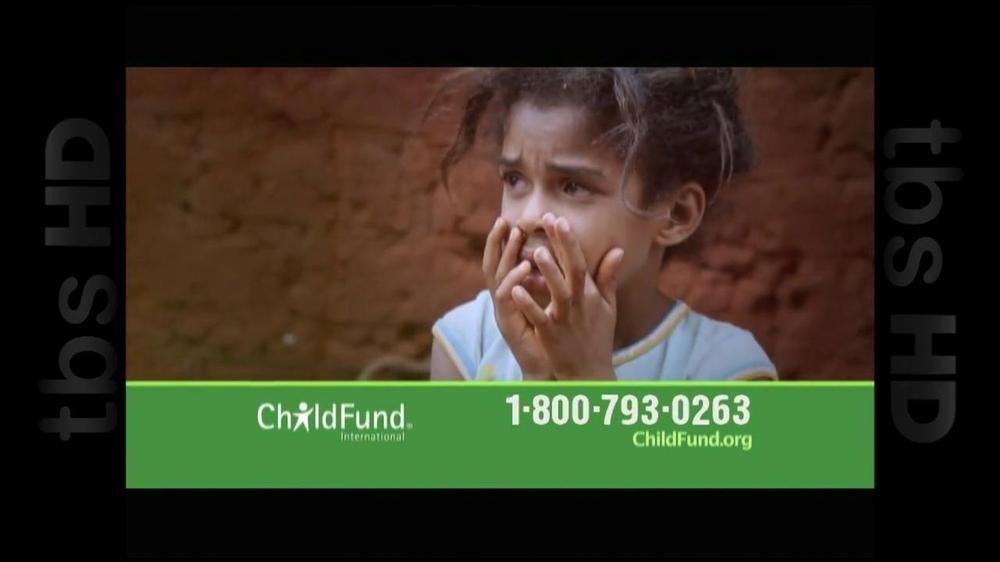 Child Fund TV Spot, 'Amazing Grace' - Screenshot 6