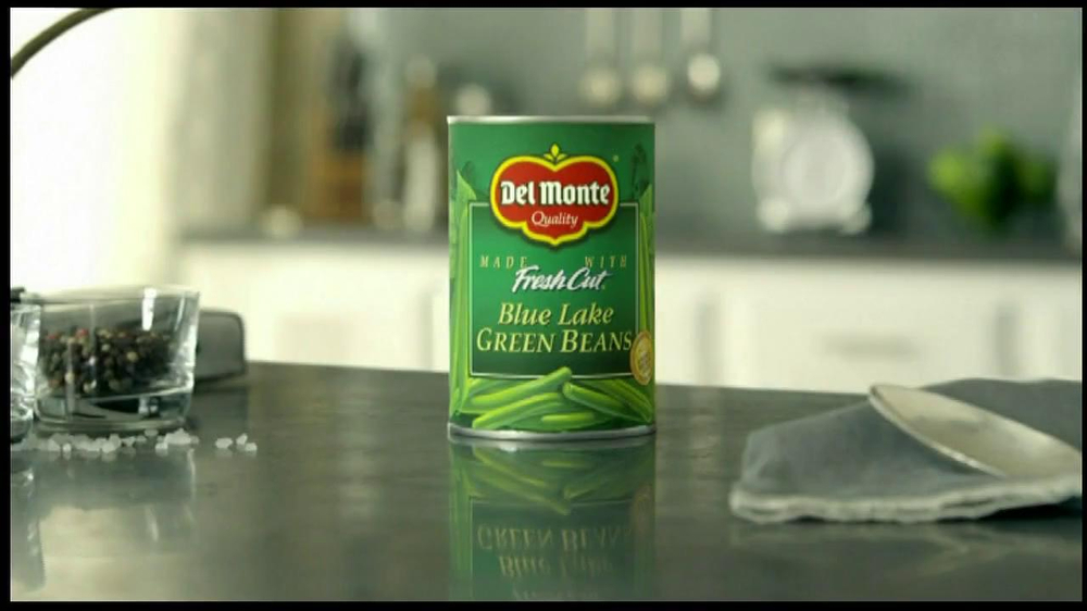 Del Monte Green Beans TV Spot, Song by Barry Louis Polisar - Screenshot 1
