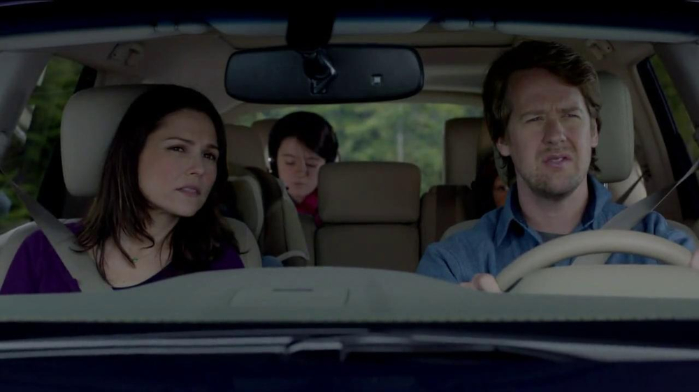 2013 Nissan Pathfinder TV Spot, 'Follow Me' - Screenshot 1