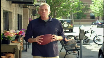 Skechers Relaxed Fit Shoes TV Spot, 'Relaxing' Featuring Joe Montana