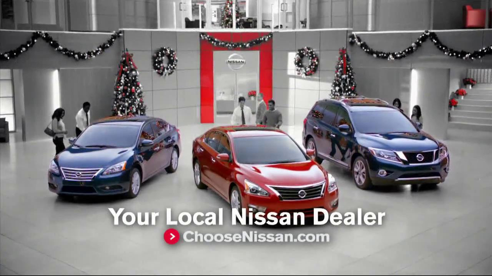 Nissan Season to Save TV Spot, 'Holiday Bonus Cash' - Screenshot 7