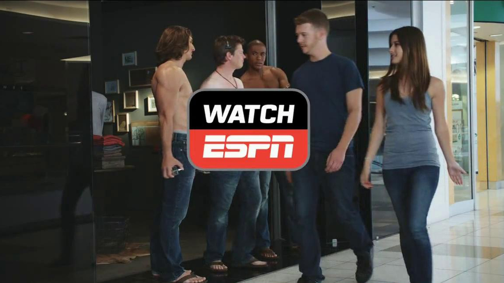Watch ESPN App TV Spot, 'Store Models' - Screenshot 10