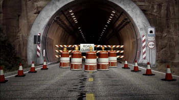 Sinus Buster Nasal Spray TV Spot, 'Tunnel' - Thumbnail 1