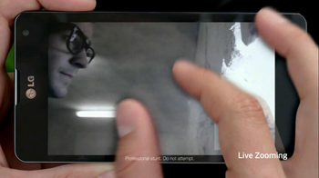 LG Optimus G TV Spot, 'Commercial Shoot' - Thumbnail 6