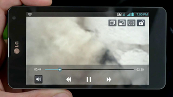 LG Optimus G TV Spot, 'Commercial Shoot' - Thumbnail 7