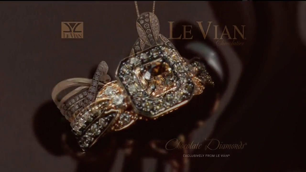 Jared TV Le Vian Chocolate Diamonds Spot  - Screenshot 6