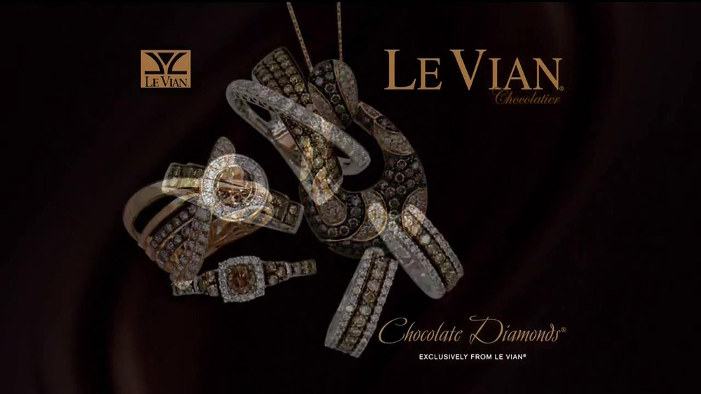 Jared TV Le Vian Chocolate Diamonds Spot  - Screenshot 7