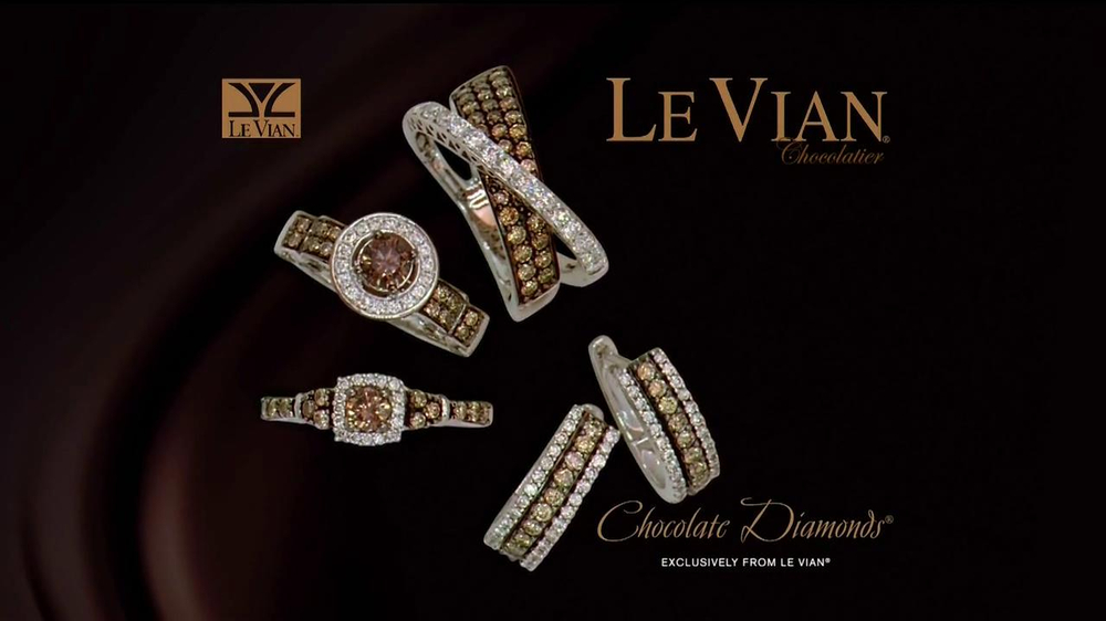 Jared TV Le Vian Chocolate Diamonds Spot  - Screenshot 8