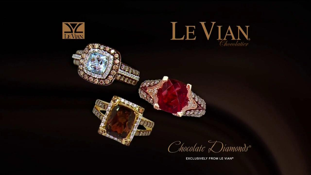 Jared TV Le Vian Chocolate Diamonds Spot  - Screenshot 9